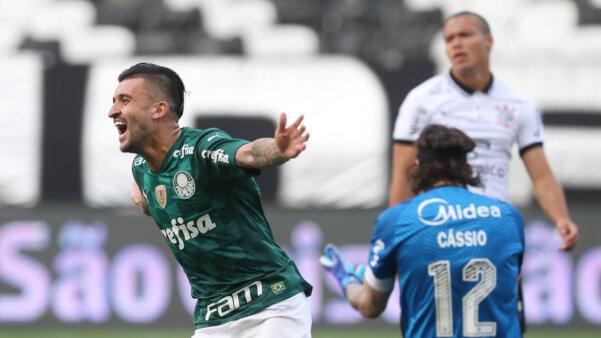 Corinthians x Palmeiras - Paulistão