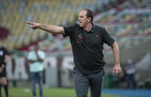 Rogério Ceni fala sobre Gerson no Flamengo