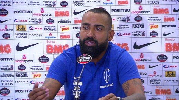 Dyego Coelho, novo técnico da Inter de Limeira