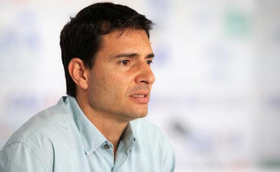 Grêmio anuncia Diego Cerri como executivo de futebol
