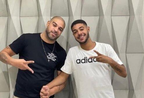 Mercado da bola: irmão de Adriano Imperador fecha com clube paulista