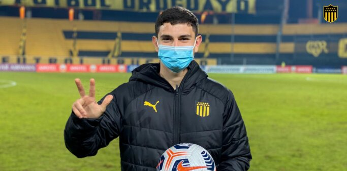 Álvarez Martínez, Peñarol