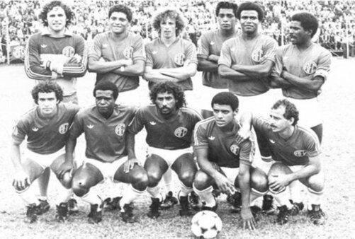 America campeão 1982
