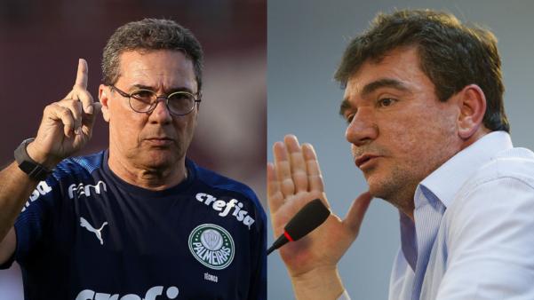 Luxemburgo e Andrés Sanchez serão comentaristas na Rádio Capital