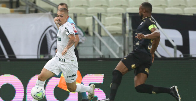 Aníbal irá voltar ao Palmeiras.