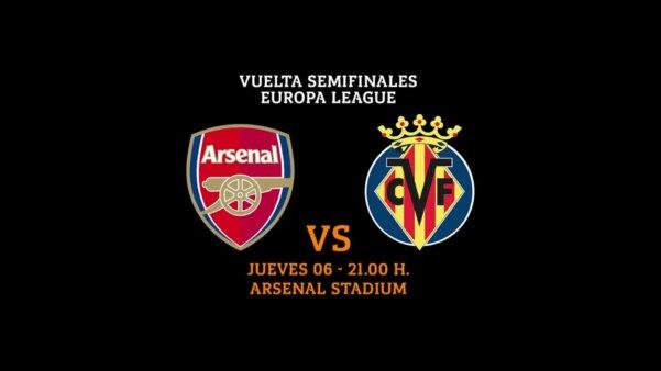 Arsenal x Villarreal guia