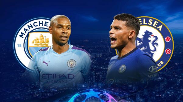 Manchester City e Chelsea disputarão a final da Champions League