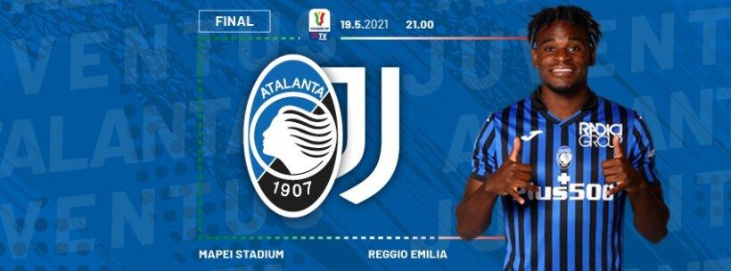 Atalanta x Juventus guia
