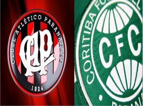 atletiba / Athletico Paranaense / Coritiba