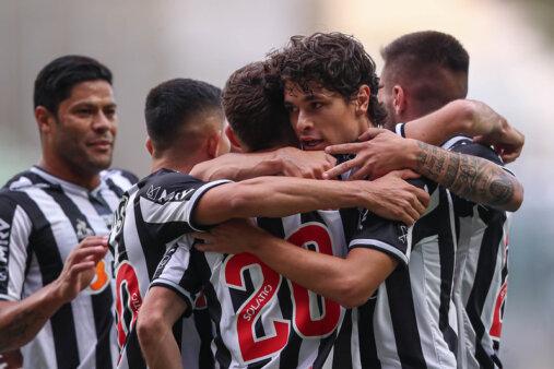 Atlético-MG possui dívida gigantesca.