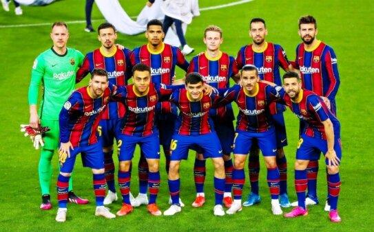 Barcelona é o clube mais valioso do futebol mundial, segundo a revista Forbes (Foto: Reprodução/ Facebook oficial FC Barcelona)