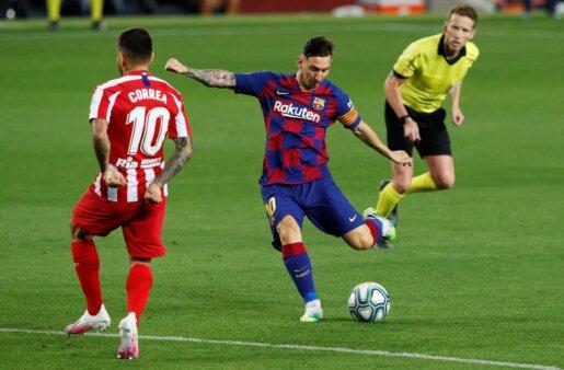 Barcelona x Atlético de Madrid ao vivo tempo real