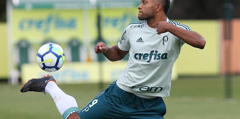 Clube europeu se aproxima de acerto com Borja, mas ainda tenta se acertar com o Palmeiras