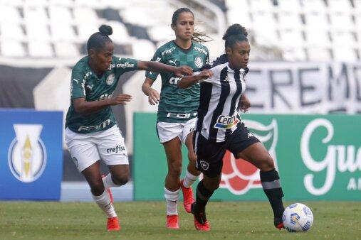 Assistir Botafogo x Napoli-SC Brasileirão Feminino AO VIVO