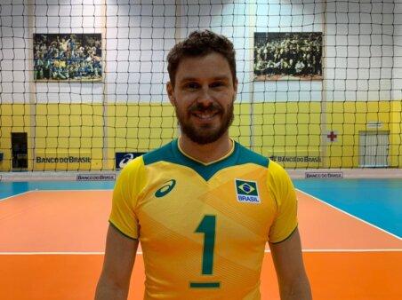 CBV e Asics apresentaram os uniformes das seleções masculina e feminina para as Olimpíadas