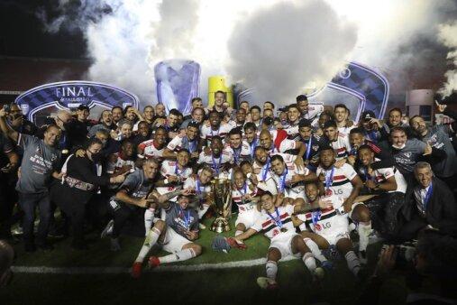 Campeões Estaduais, São Paulo