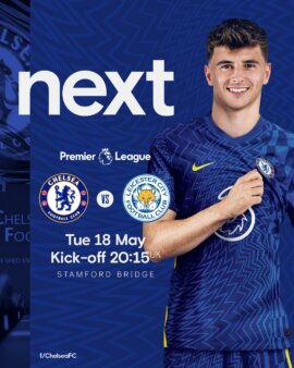 Chelsea x Leicester guia
