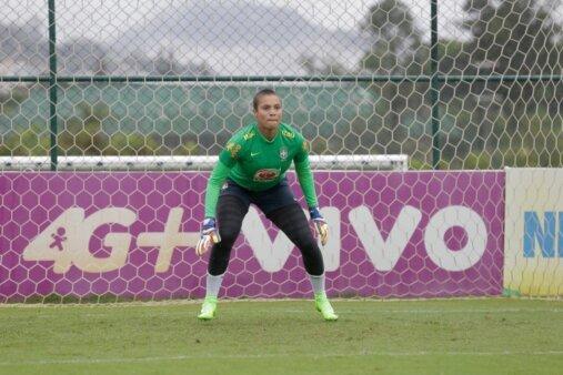 Mercado da Bola Corinthians contratação nova goleira