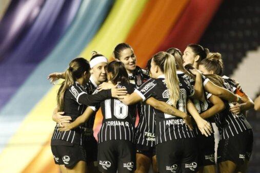 Assistir Corinthians x Real Brasília Brasileirão Feminino AO VIVO