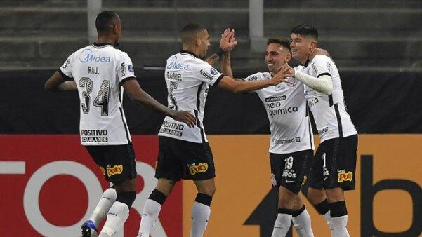 Corinthians x River Plate-PAR tempo real Sul-Americana AO VIVO