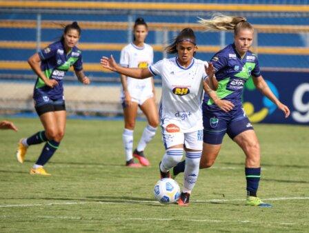 Assistir Cruzeiro x Botafogo Brasileirão Feminino AO VIVO