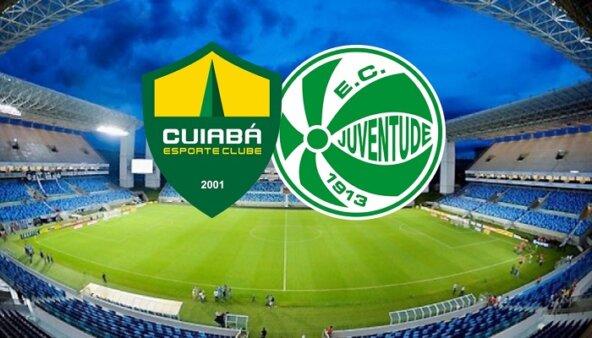 Cuiabá x Juventude AO VIVO pelo Campeonato Brasileiro - Foto: Arena Pantanal/ Divulgação (Arte: Adriano Oliveira)
