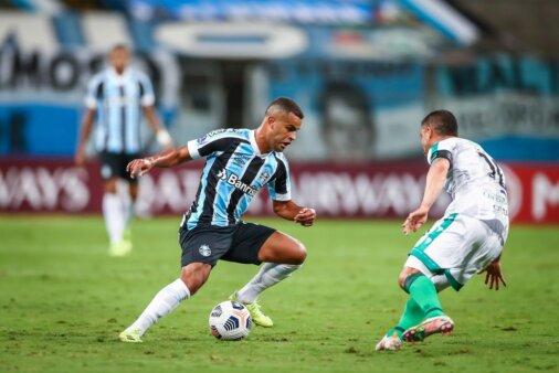 Desfalques Grêmio Aragua Sul-Americana