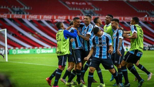 Desfalques Grêmio Internacional Gauchão