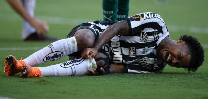 Desfalques Santos The Strongest Libertadores
