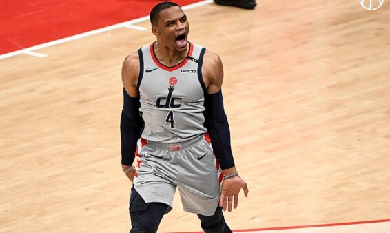Wizards dominam Pacers