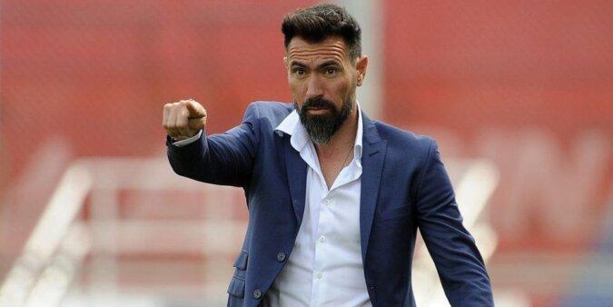 Eduardo Domínguez Colón técnico Corinthians