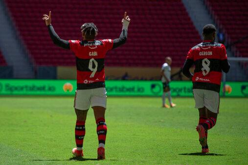 Flamengo avaliou nova parceria.