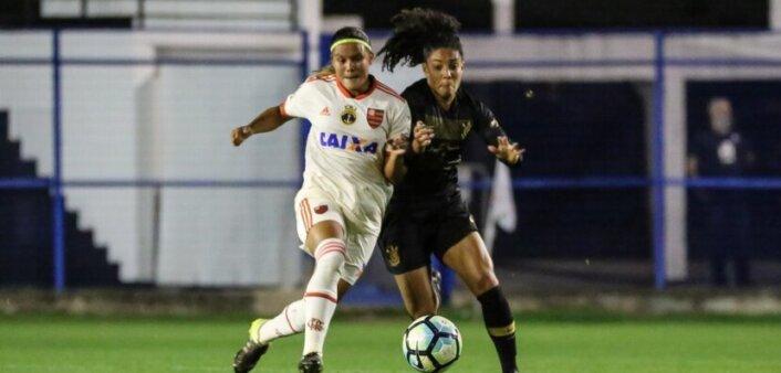 Assistir Flamengo x Corinthians Brasileirão Feminino AO VIVO