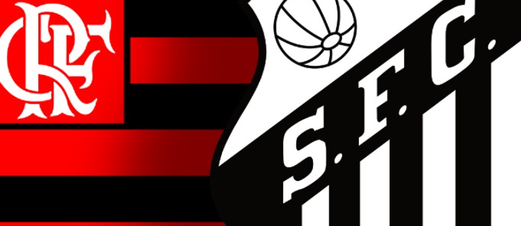 Flamengo x Santos ao vivo