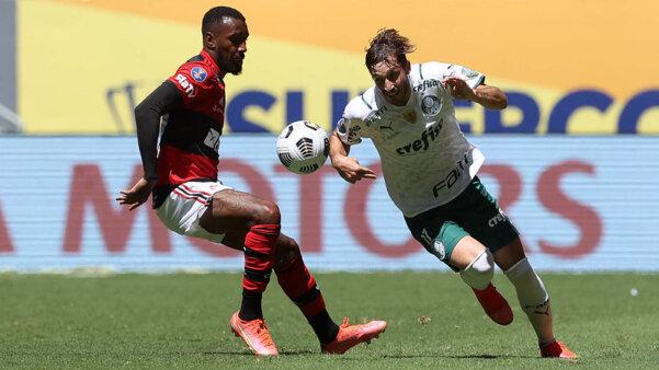 Brasileirão, Flamengo x Palmeiras