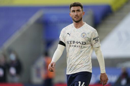 Aymeric Laporte, zagueiro do Manchester City