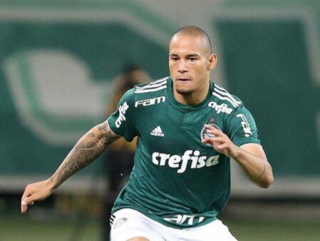 Palmeiras Londrina Gabriel Furtado