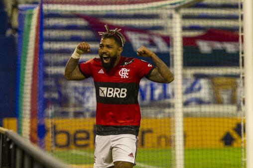 Flamengo encara o Vélez.