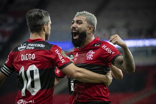 Flamengo, Carioca, Gabigol