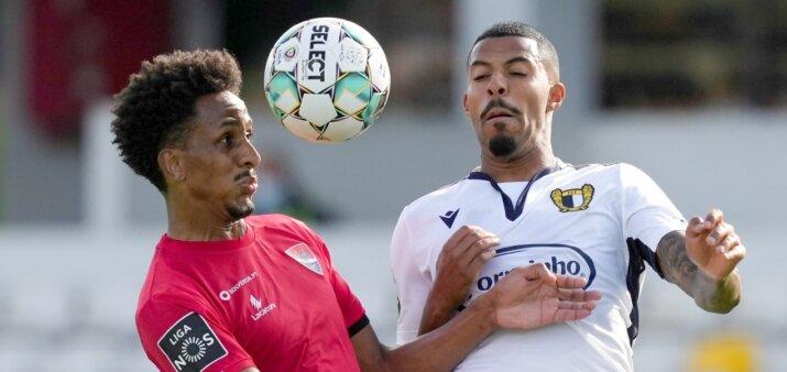 Lucas Mineiro é o novo reforço do Braga