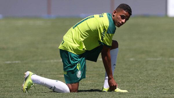 Giovani, Palmeiras