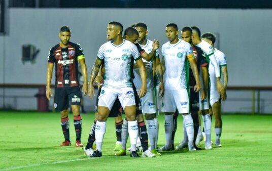 Guarani x Vitória prováveis escalações estreia Série B