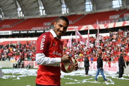 Guerrero foi um dos destaques do fim de semana.