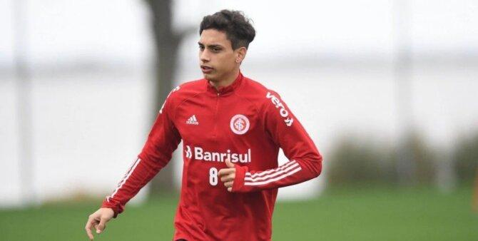 Martín Sarrafiore é o novo reforço do Vasco
