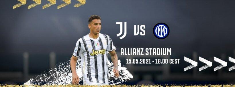 Juventus x Inter de Milão guia
