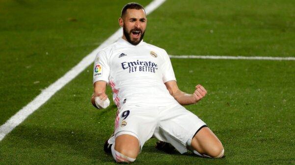 Karim Benzema, atacante do Real Madrid