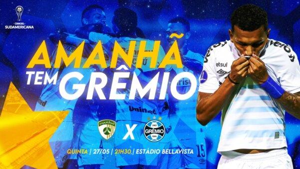 La Equidad x Grêmio guia