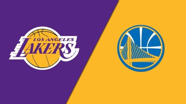 NBA: Lakers vs Warriors