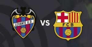 Levante x Barcelona ao vivo
