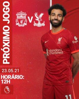 Liverpool x Crystal Palace guia